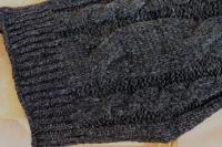 Realizzata con la fibra di  Alpaca 65%