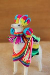 Lama Peruviano