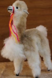 Alpaca miniatura